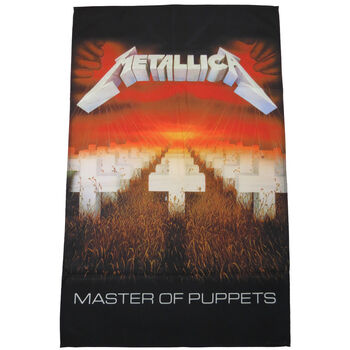Master of Puppets Banner, , hi-res