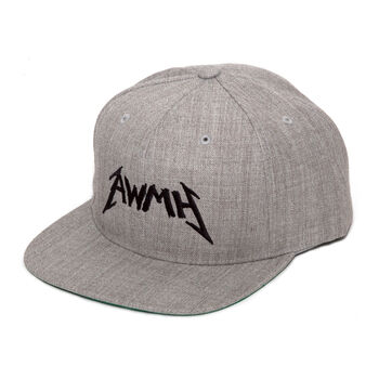 All Within My Hands Snapback Hat (Grey), , hi-res