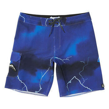 Billabong x Metallica Ride The Lightning Boardshorts, , hi-res