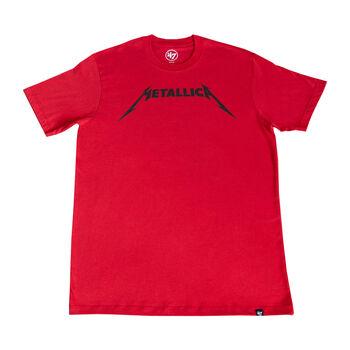 Logo T-Shirt (Red), , hi-res