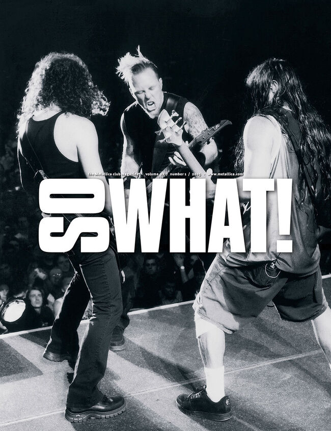 So What! Volume 12, Issue 1, , hi-res