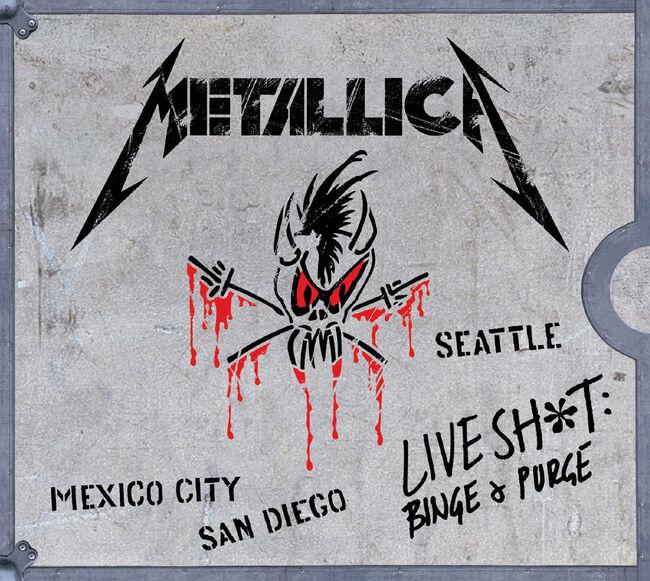 Live Shit: Binge and Purge DVD Box Set (CD Package), , hi-res