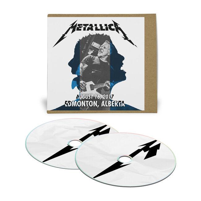 Live Metallica: Edmonton, Canada – August 16, 2017 (2CD), , hi-res