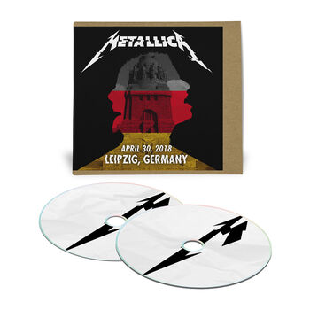 Live Metallica: Leipzig, Germany - April 30, 2018 (2CD), , hi-res