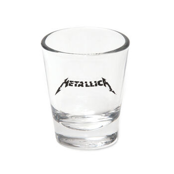 Glitch Logo Shot Glass, , hi-res