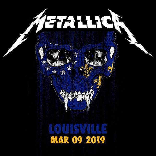 Live Metallica: Louisville, KY - March 09, 2019, , hi-res