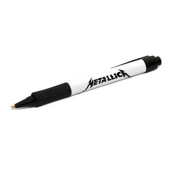 Glitch Logo Gripper Pen, , hi-res