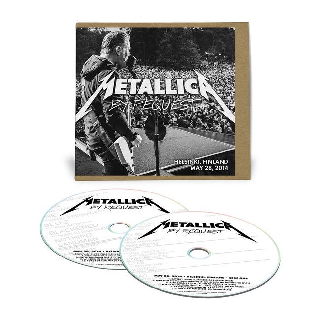 Live Metallica: Helsinki, Finland - May 28, 2014 (2CD), , hi-res