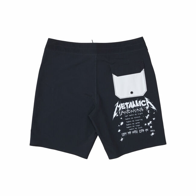 Billabong x Metallica LANDMINE Boardshorts - 36, , hi-res