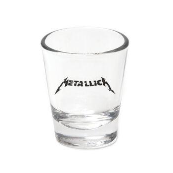 Glitch Logo Shot Glass, , hi-res