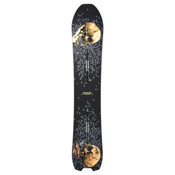 Burton x Metallica Sad But True Snowboard (158), , hi-res