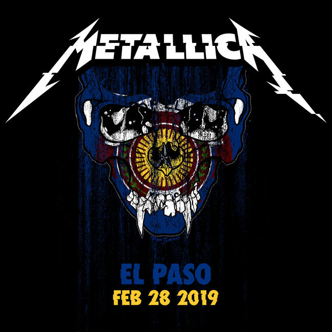 Live Metallica: El Paso, TX - February 28, 2019 (2CD), , hi-res