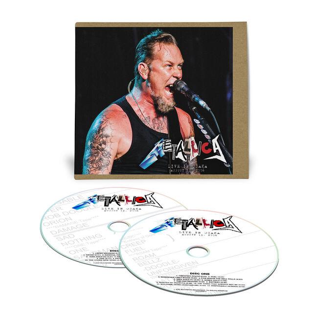 Live Metallica: Osaka, Japan - August 13, 2006 (2CD), , hi-res