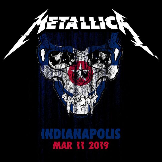 Live Metallica: Indianapolis, IN - March 11, 2019 (2CD), , hi-res