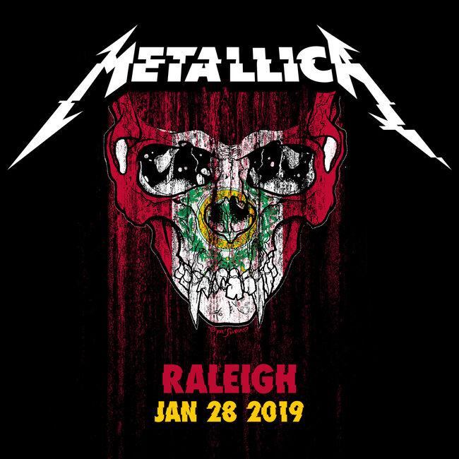 Live Metallica: Raleigh, NC - January 28, 2019 (2CD), , hi-res
