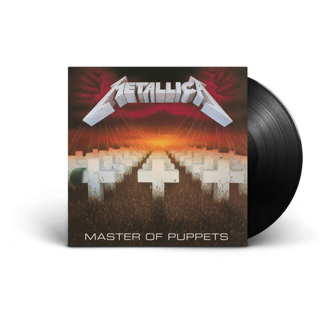 Master of Puppets (Remastered) - Vinyl, , hi-res