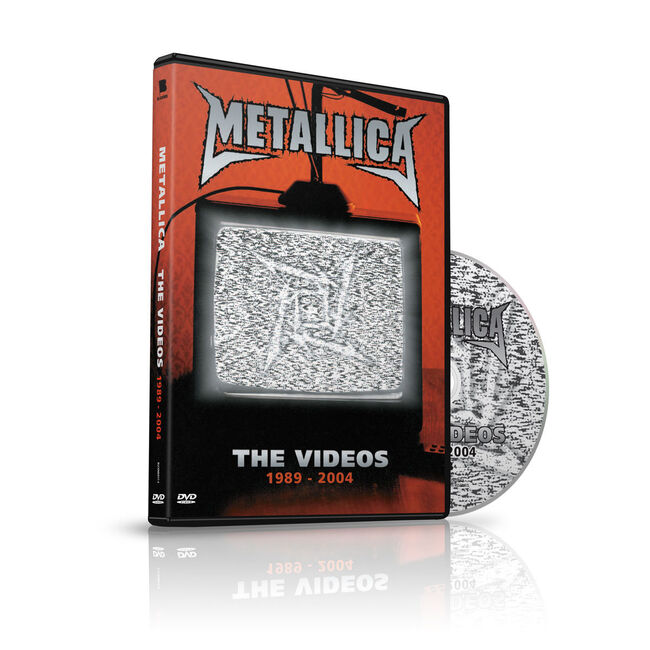 The Videos: 1989-2004 - DVD, , hi-res