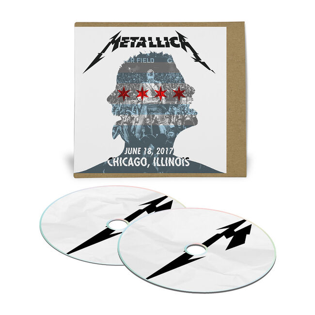 Live Metallica: Chicago, IL – June 18, 2017 (2CD), , hi-res