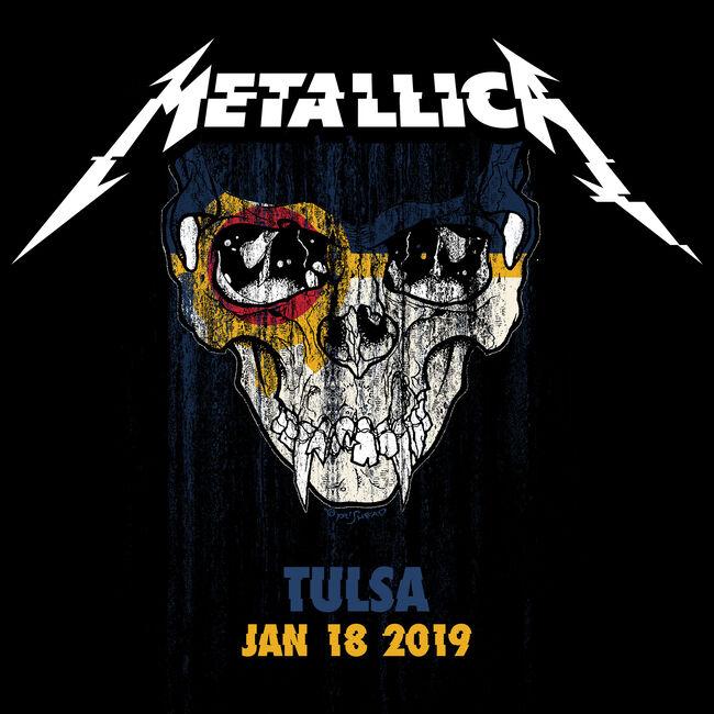 Live Metallica: Tulsa, OK - January 18, 2019 (2CD), , hi-res