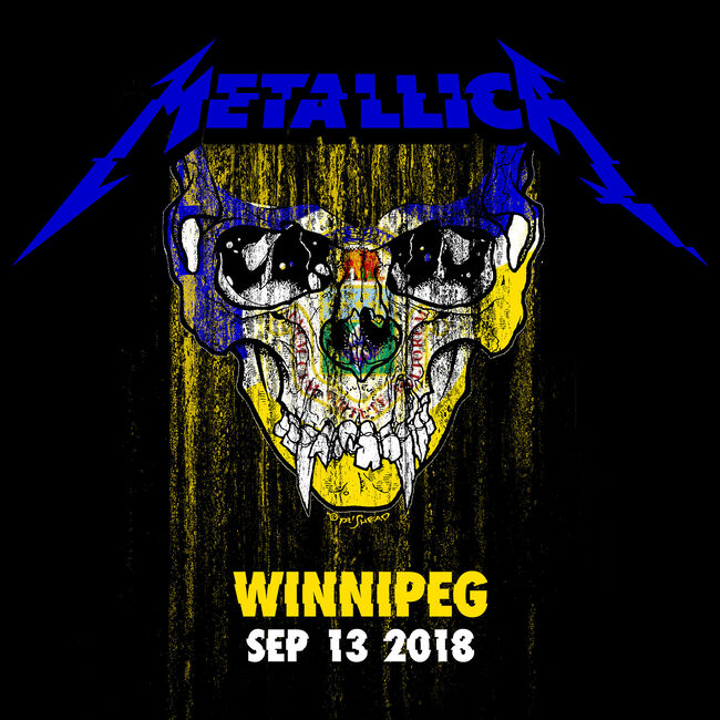Live Metallica: Winnipeg, MB - September 13, 2018 (2CD), , hi-res