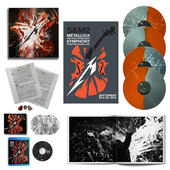 S&M2 Deluxe Box Set, , hi-res