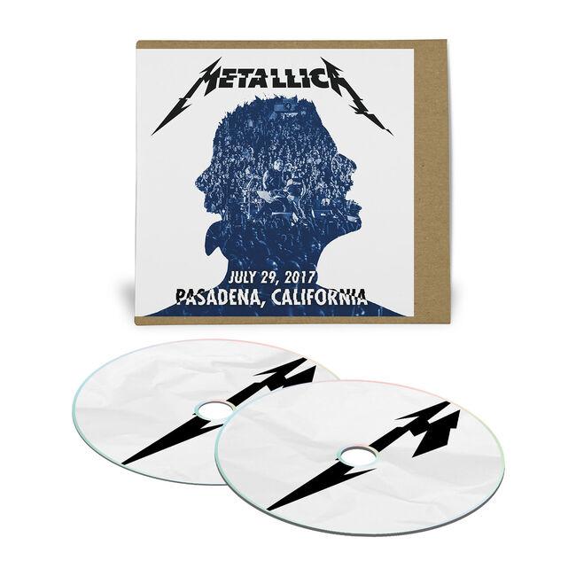 Live Metallica: Pasadena, CA – July 29, 2017 (2CD), , hi-res