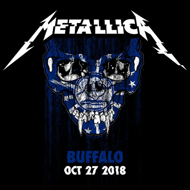 Live Metallica: Buffalo, NY - October 27, 2018 (2CD), , hi-res