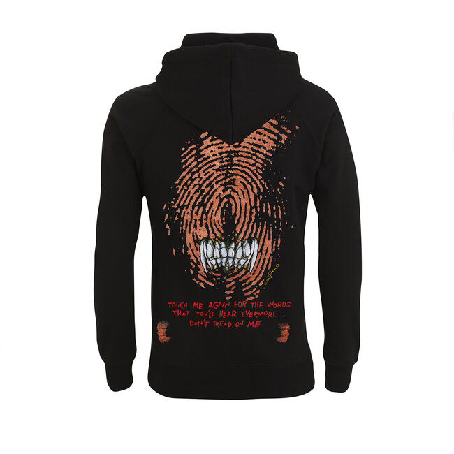 Don't Tread On Me Pullover Hoodie, , hi-res