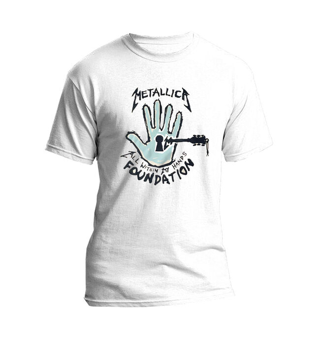 All Within My Hands T-Shirt (White) - XL, , hi-res