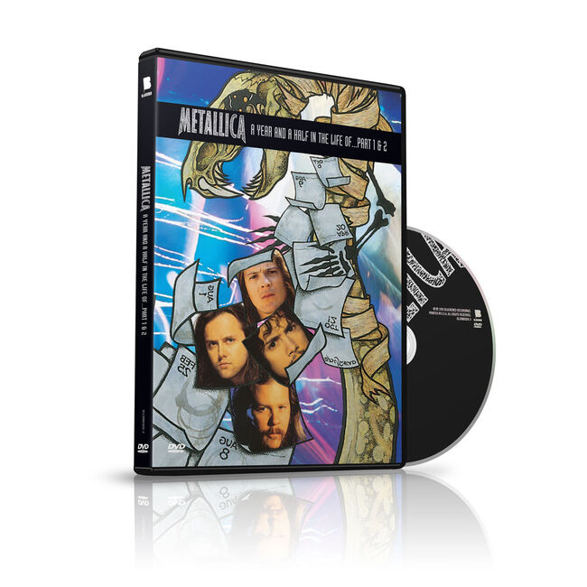 A Year and a Half in the Life of Metallica - DVD, , hi-res