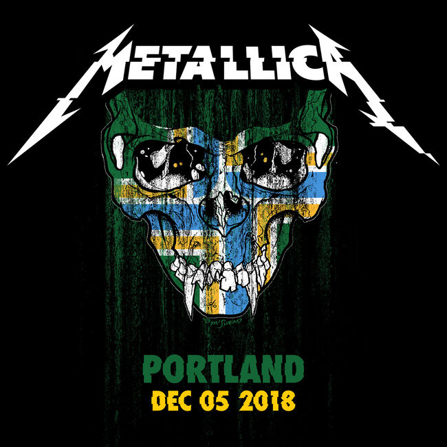 Live Metallica: Portland, OR - December 5, 2018 (2CD), , hi-res