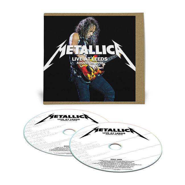 Live Metallica: Leeds, England - August 30, 2015 (2CD), , hi-res