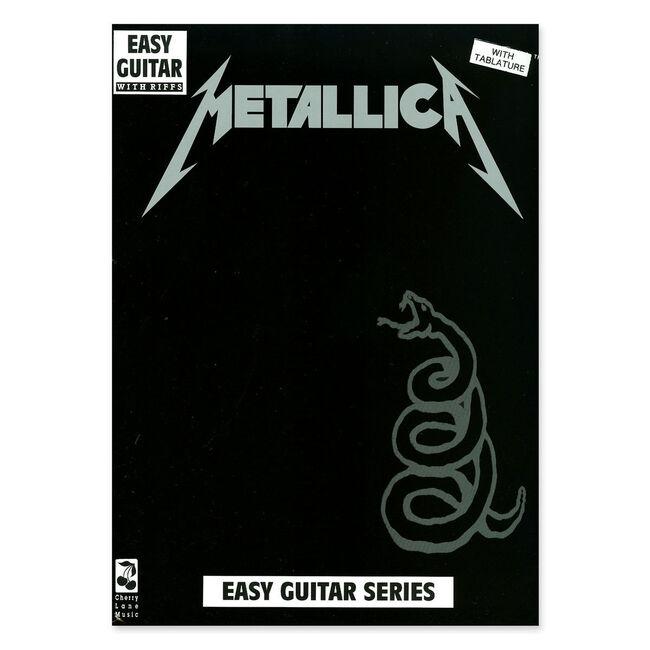 Metallica (The Black Album) - EZ Guitar Tablature Book, , hi-res