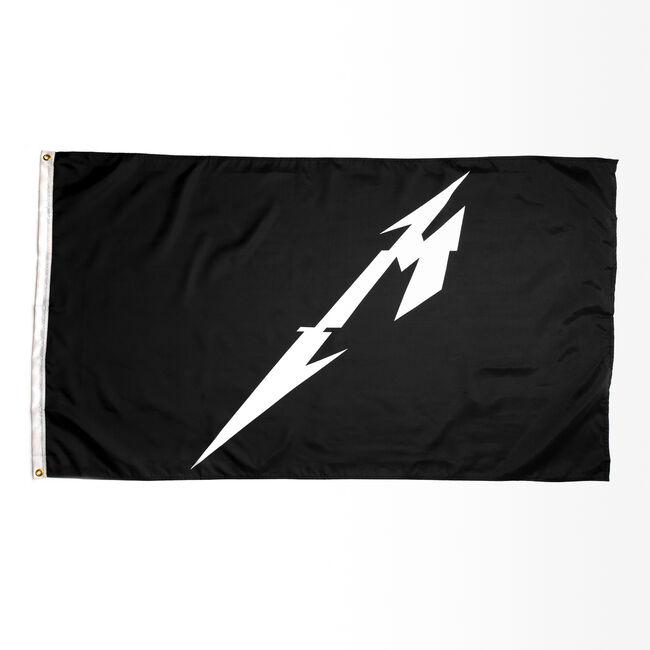 Glitch M Logo 3 X 5 Flag, , hi-res