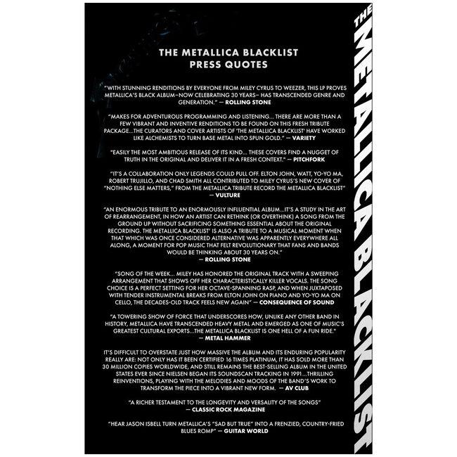 The Metallica Blacklist Album - CD, , hi-res