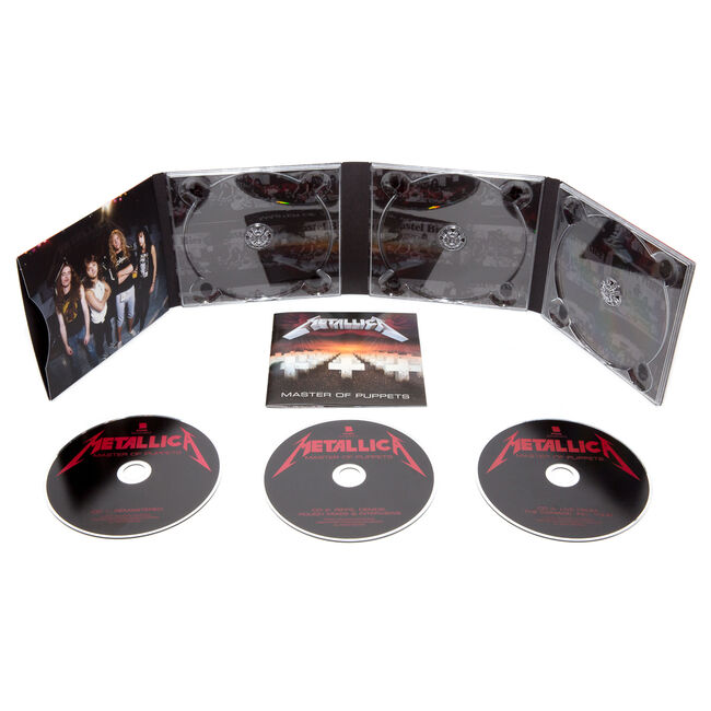Master of Puppets (Remastered) - 3-CD Expanded Edition, , hi-res