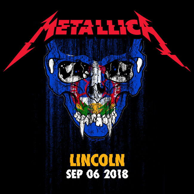 Live Metallica: Lincoln, NE - September 06, 2018 (2CD), , hi-res