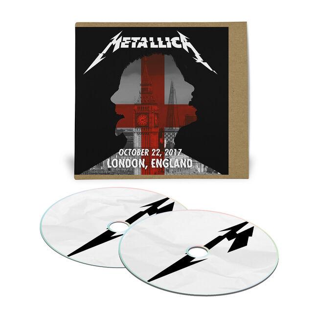 Live Metallica: London, England - October 22, 2017 (2CD), , hi-res