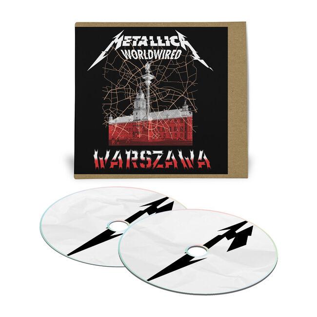 Live Metallica: Warsaw, Poland - August 21, 2019 (2CD), , hi-res