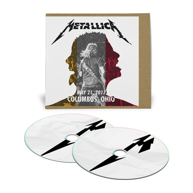 Live Metallica: Rock on the Range in Columbus, OH - May 21, 2017 (2CD), , hi-res