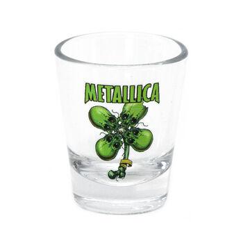 No Leaf Clover Shot Glass, , hi-res