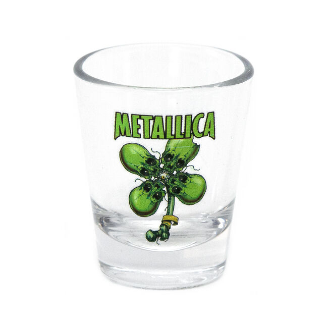 No Leaf Clover Shot Glass, , hi-res
