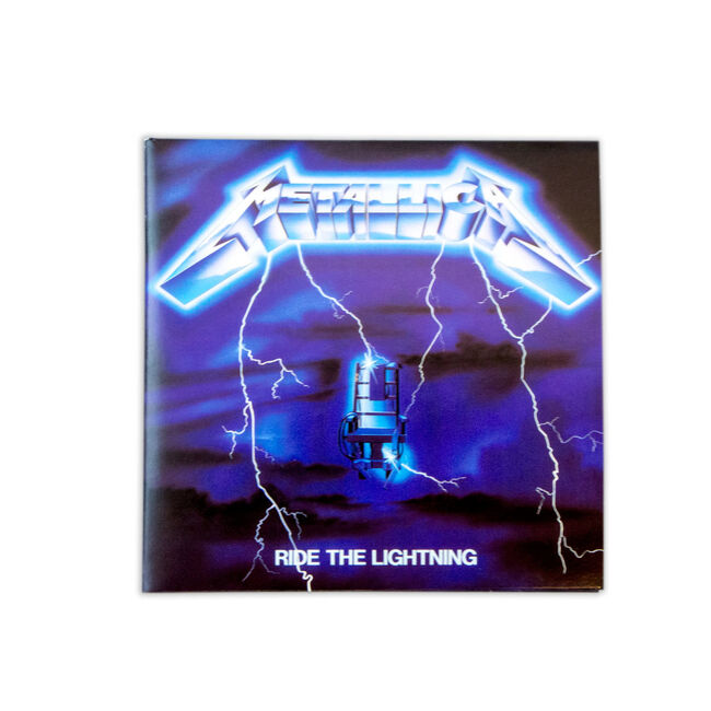 Ride the Lightning - Remastered CD, , hi-res