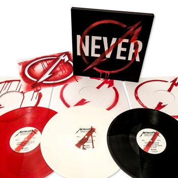 Through The Never Soundtrack - Colored Vinyl  (3LP), , hi-res