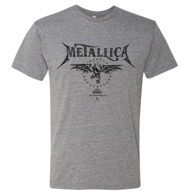 Est. 1981 T-Shirt (Grey), , hi-res