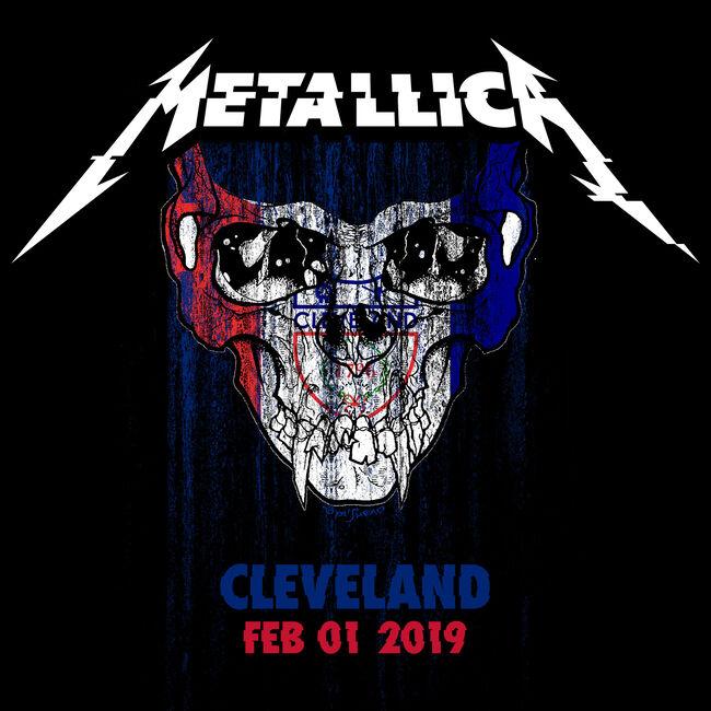 Live Metallica: Cleveland, OH - February 01, 2019 (2CD), , hi-res