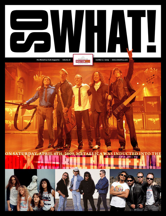So What! Volume 16, Issue 2, , hi-res