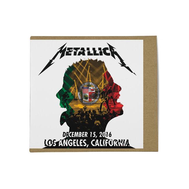 Live Metallica: The Fonda in Los Angeles, CA - December 15, 2016 (2CD), , hi-res