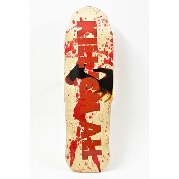 Kill 'Em All Skateboard Deck, , hi-res