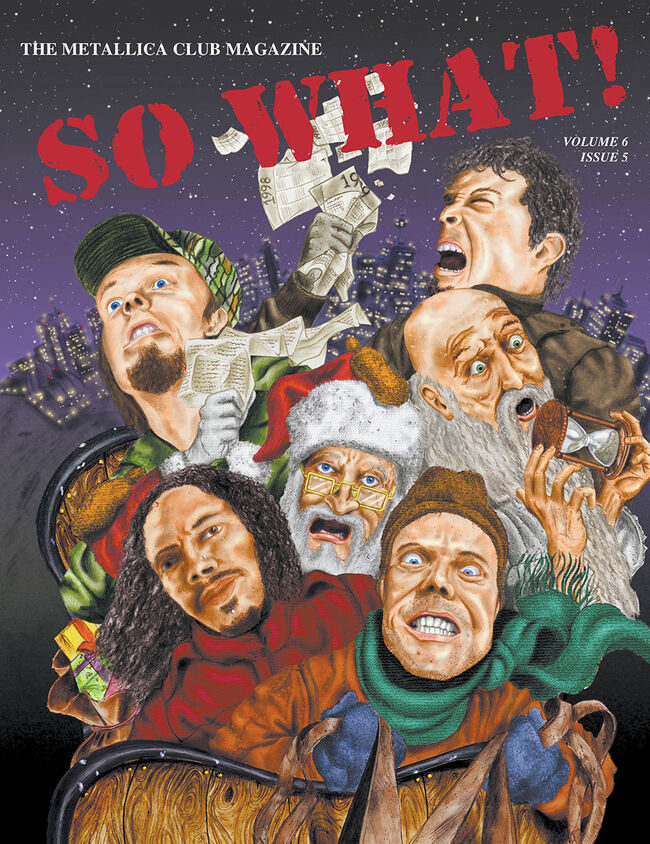 So What! Volume 6, Issue 5, , hi-res